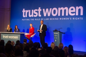 Pictures by Daniel Leal-Olivas for Trust Women Conference, Thomson Reuters Foundation. 2015